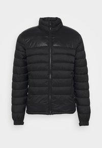 SLHNATHAN PUFFER - Light jacket - black
