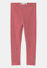 Cotton On - HUGGIE 2 PACK - Leggings - Trousers - faded rose/dark vanilla - 2