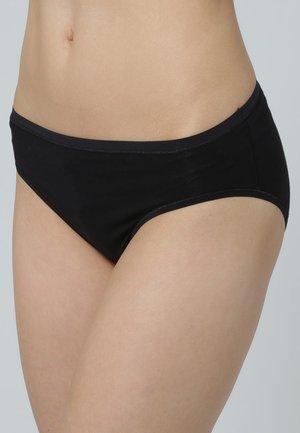 COMFORT - Pants - schwarz