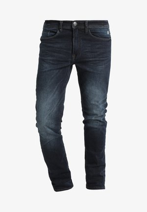 Jeansy Skinny Fit - denim darkblue