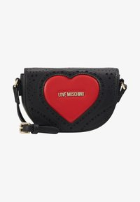 Love Moschino - Across body bag - black - 5