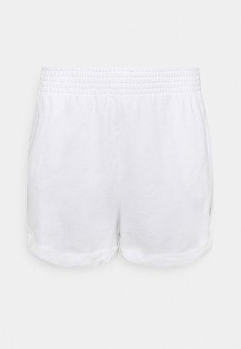 FEMME  - Shorts - white/smoke grey