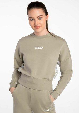 BLUZA  - Sweatshirt - beige