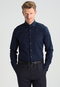 Michael Kors - PARMA SLIM FIT - Formal shirt - midnight blue - 0