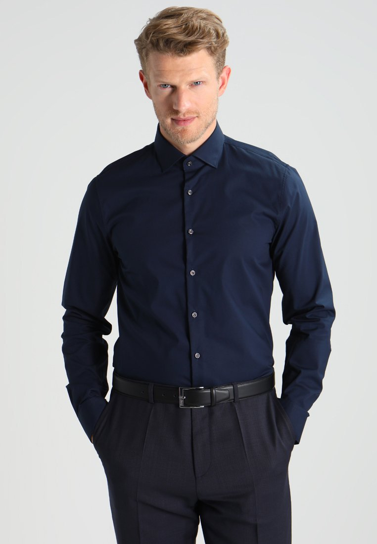 Michael Kors - PARMA SLIM FIT - Formal shirt - midnight blue