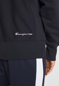 Champion - MLB DETROIT TIGERS HOODED - Pelipaita - dark blue - 5