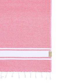 Espadrij l´originale - BEACHPLAID - Strandtuch - pink - 1