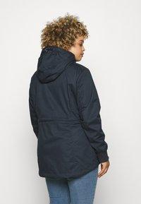 Ragwear Plus - DANKA - Summer jacket - navy - 2
