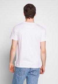 Bellfield - CALIFORNIA  - Print T-shirt - white - 2