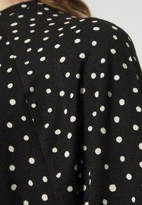 Monki - PIA DRESS - Day dress - black - 5