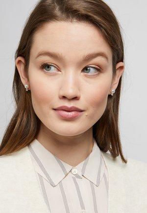 TREASURE - Earrings - white