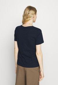 Marks & Spencer London - Basic T-shirt - dark blue - 2