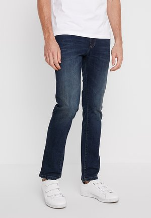 HOUSTON - Straight leg jeans - washed