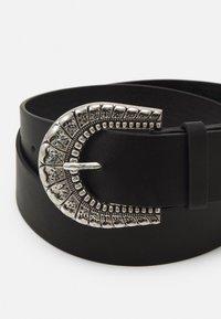 ONLY - ONLBERNADOTTE BUCKLE BELT - Belt - black - 2