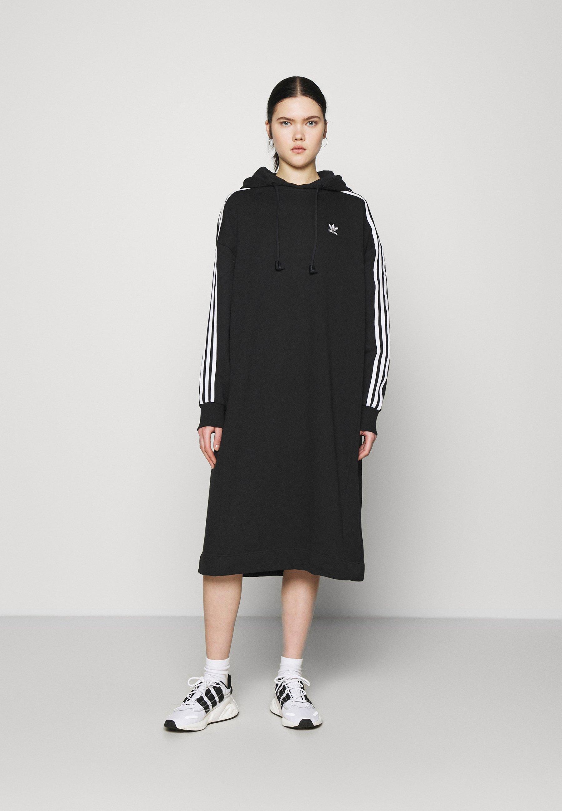 Mujer HOODIE DRESS - Vestido informal
