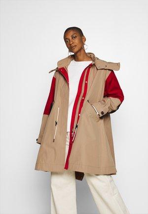 ICON - Short coat - classic khaki