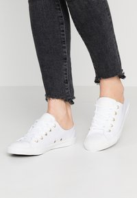 Converse - DAINTY - Trainers - white/egret/light gold - 0
