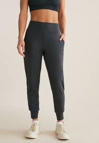 OYSHO - Pantalon classique - grey - 0