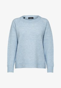 Selected Femme - Jumper - cashmere blue - 0
