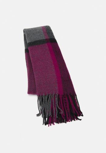 Sciarpa - purple/black
