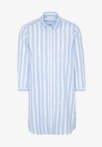 Eterna - MODERN  - Button-down blouse - hellblau/weiß - 3