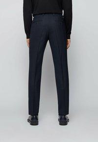 BOSS - HUGE SET - Suit - dark blue - 4