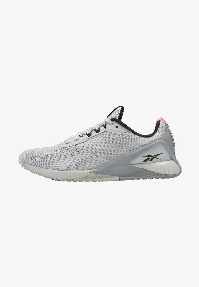 NANO - Sneakersy niskie - grey