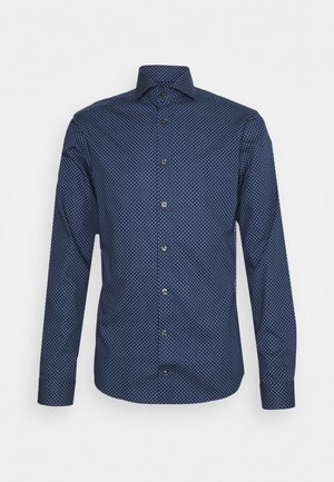 SUPER SLIM - Formal shirt - navy