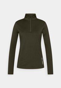 Bogner Fire + Ice - MARGO - T-shirt à manches longues - dark green - 3