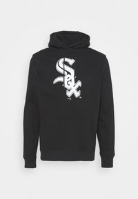 Fanatics - MLB CHICAGO WHITE SOX ICONIC PRIMARY COLOUR LOGO GRAPHIC HOODIE - Hoodie - black - 4