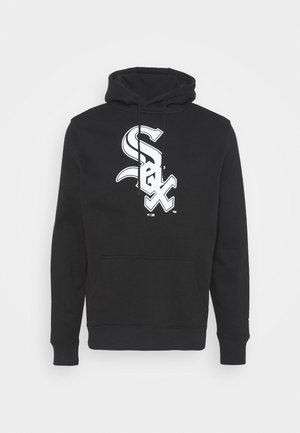 MLB CHICAGO WHITE SOX ICONIC PRIMARY COLOUR LOGO GRAPHIC HOODIE - Hoodie - black
