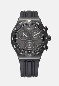 Swatch - TECKNO - Hodinky se stopkami - black - 0