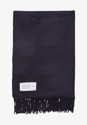 Sjaal - dark blue