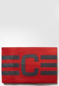 adidas Performance - FOOTBALL CAPTAIN'S ARMBAND - Accessoires - Overig - scarlet/dark grey - 1
