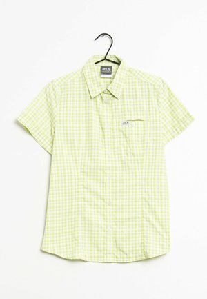 Overhemdblouse - light green