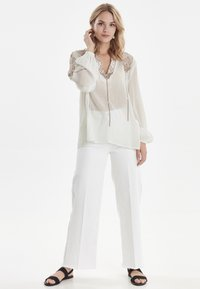 b.young - BYIZABEL - Blouse - off white - 1