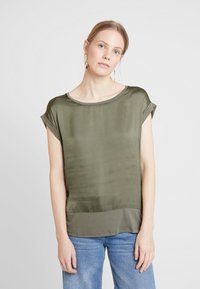 Soyaconcept - SC-THILDE - Blouse - army - 0