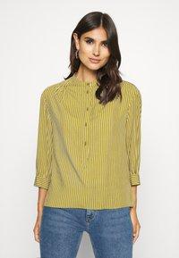 Marc O'Polo DENIM - BLOUSE - Button-down blouse - multi - 0