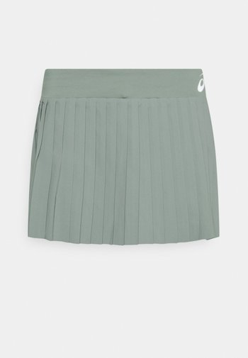 MATCH PLEATS SKORT