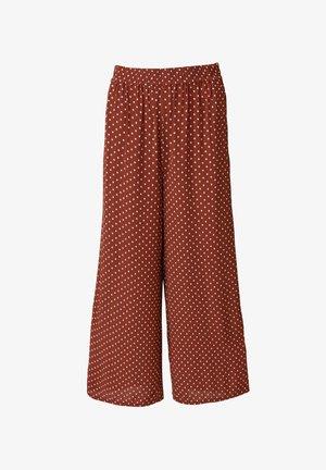 LOVISA - Trousers - rust