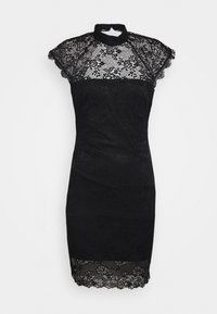 Guess - YOKI DRESS - Sukienka koktajlowa - jet black - 4
