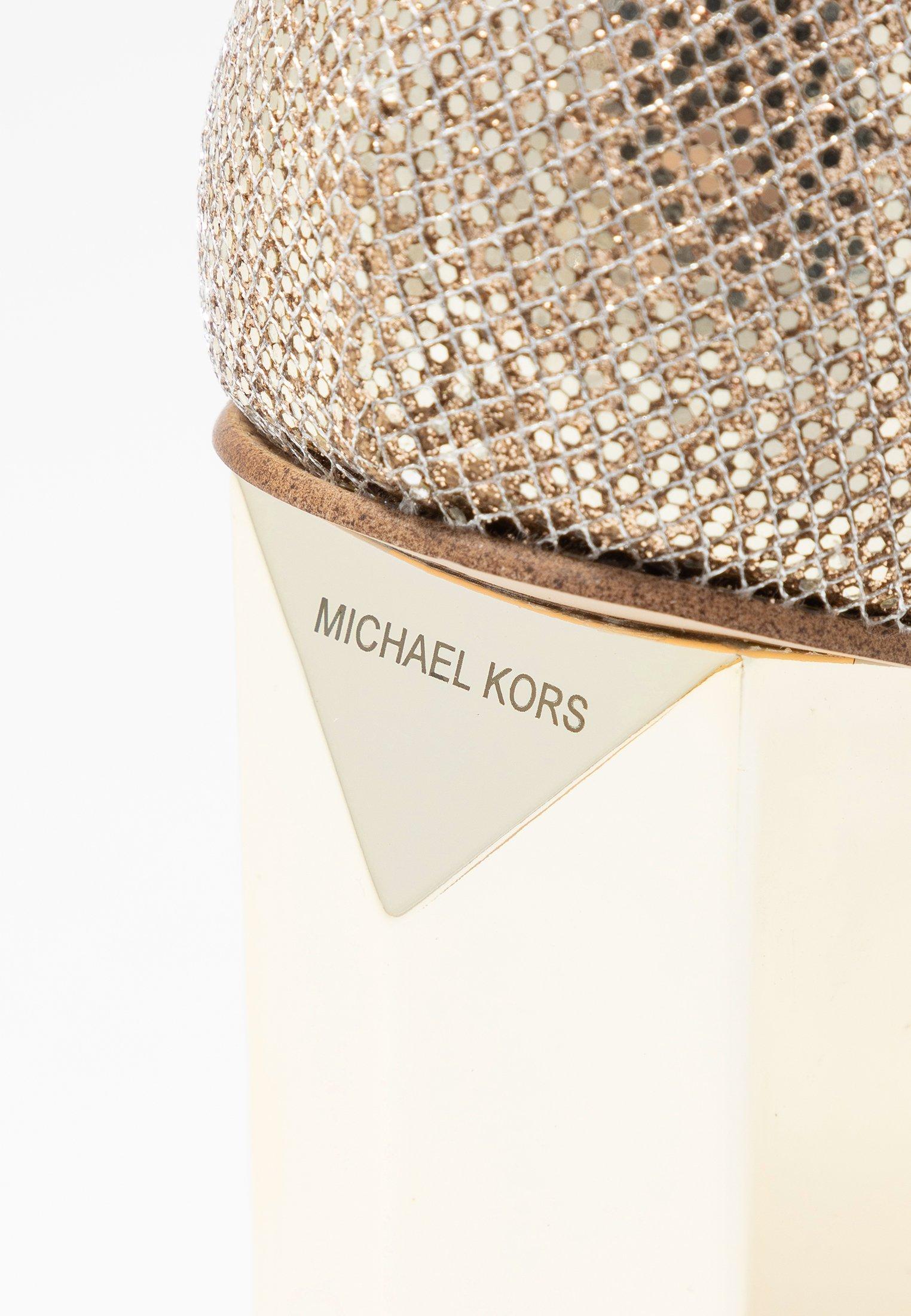 MICHAEL Michael Kors Platåsandaler - sand