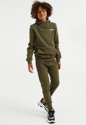 Pantaloni sportivi - army green