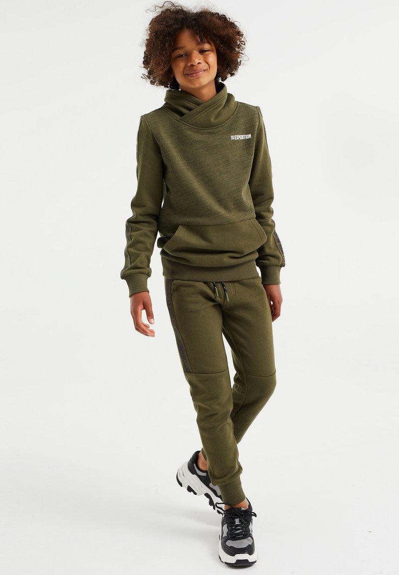 WE Fashion - Jogginghose - army green