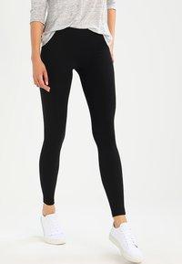 GAP - Leggings - Trousers - true black - 0