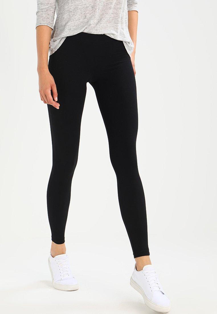 GAP - Leggings - Trousers - true black