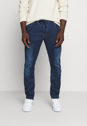 SPORT TAPERED - Jeans Tapered Fit - aged