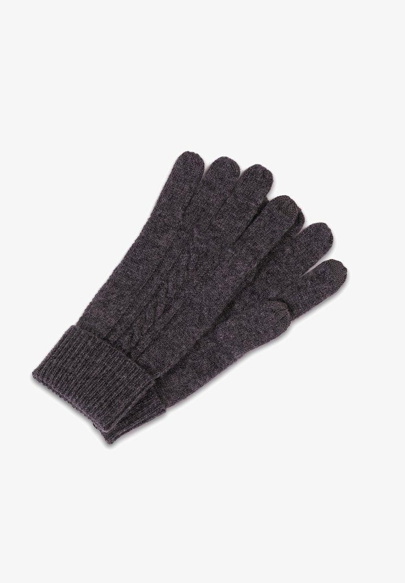 CASH-MERE - Gloves - anthrazit