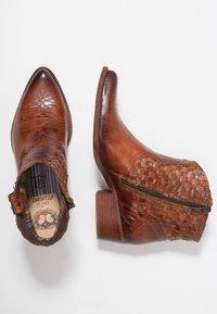 Felmini - WEST - Ankle boots - vega azafran - 3