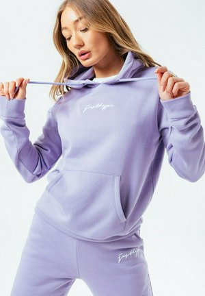 SIGNATURE - Hoodie - violet